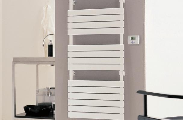 les radiateurs s che serviettes un atout confort le blog de maisoning. Black Bedroom Furniture Sets. Home Design Ideas