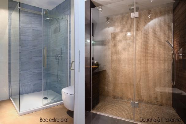 Receveur extraplat ou douche à l'italienne ?  Le Blog de